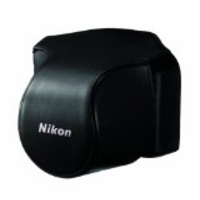CB-N4010SA Black set custodia x Nikon 1 V3+10-30mm