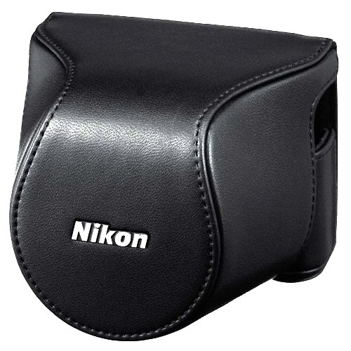 CB-N2200S Black set custodia x Nikon 1 S1, J3