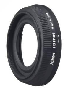 HB-N104 paraluce x 1 Nikkor 18,5 mm/1,8