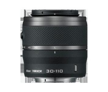1 NIKKOR VR 30-110mm f/3.8-5.6 Black