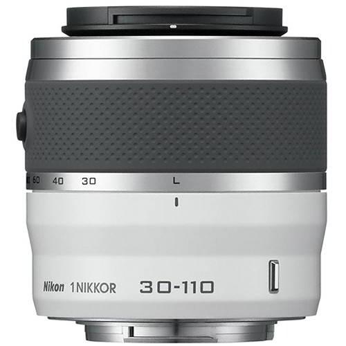 1 NIKKOR VR 30-110mm f/3.8-5.6 White