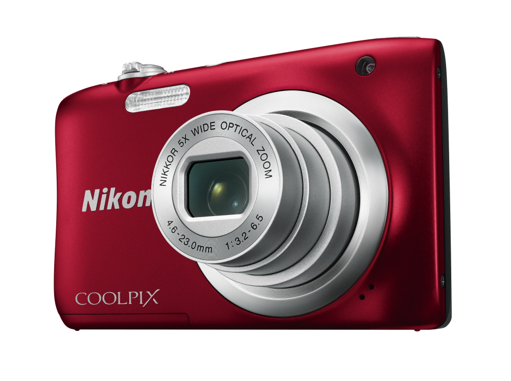 Coolpix A10 Red