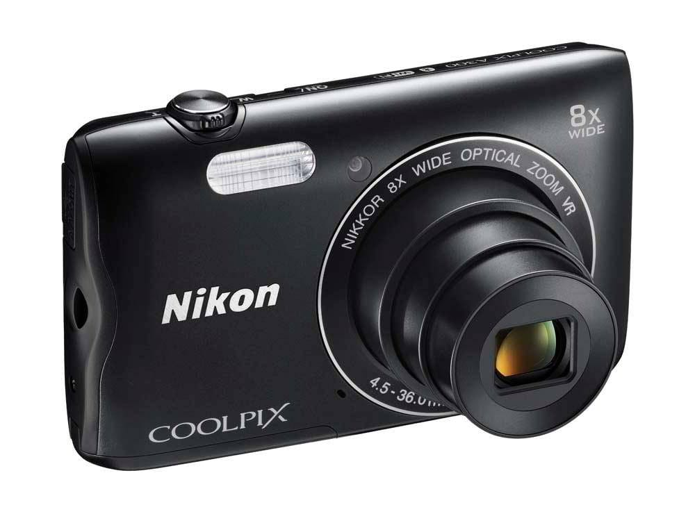 COOLPIX A300 Black