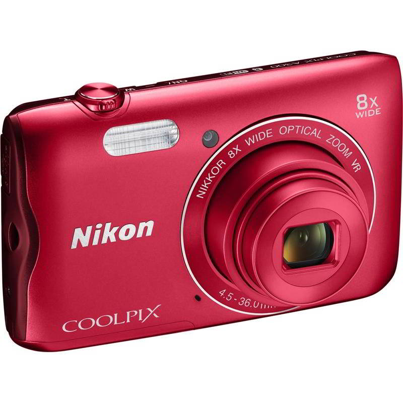 COOLPIX A300 Red