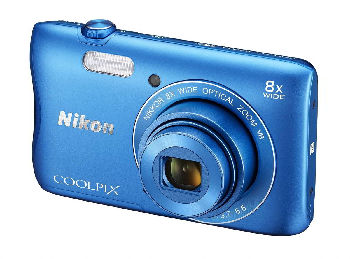 Coolpix S3700 Blue