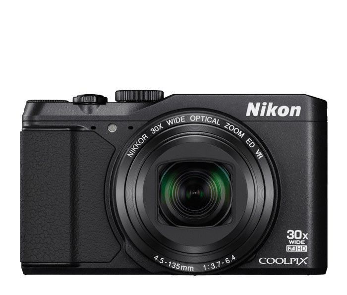Coolpix S9900 Black