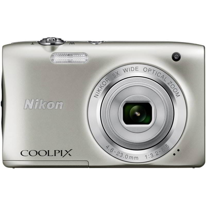 Coolpix S2900 silver