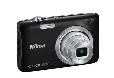 Coolpix S2900 Black