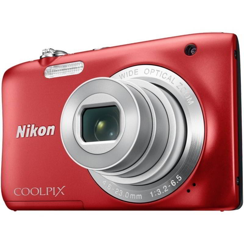 Coolpix S2900 Red
