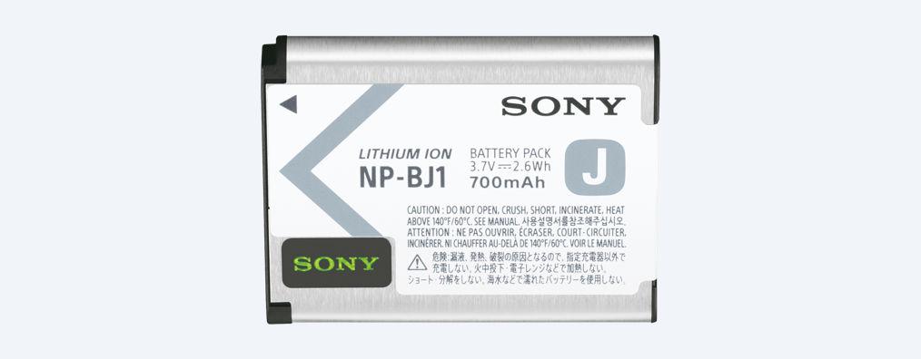 NP-BJ1 Batteria per DSC-RX0 700mAh 3.7v 2.6Wh