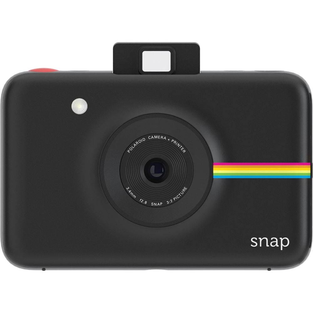 POLAROID SNAP BLACK