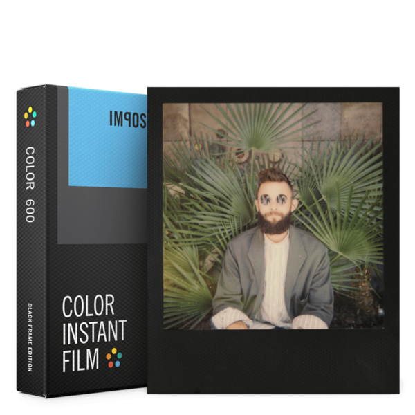 COLOR INSTANT FILM FOR USE WITH POLAROID 600