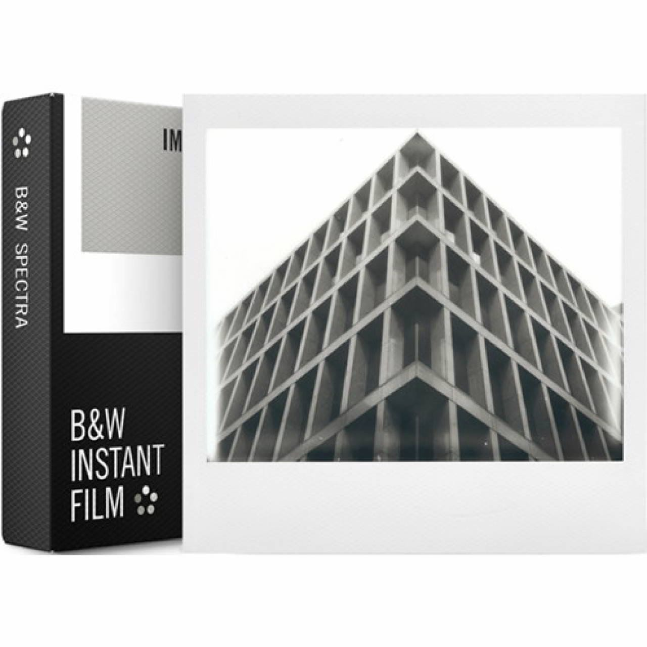 INSTANT BW FILM FOR IMAGES/SPECTRA  CAMERAS