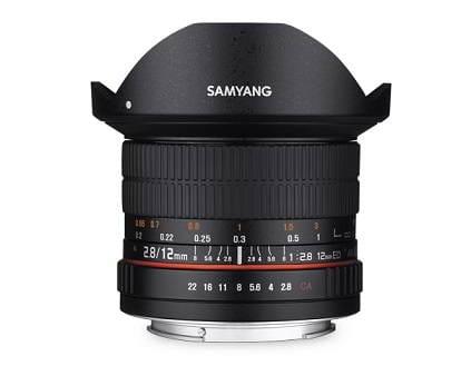 12mm f/2.8 Fuji X