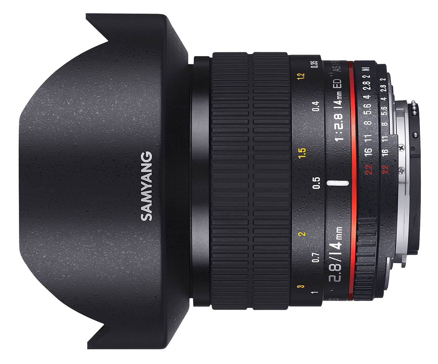 14mm f/2.8 ED AS IF UMC CANON EF