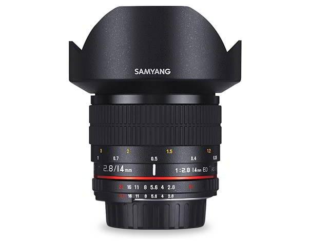 14mm f/2.8 Fuji X