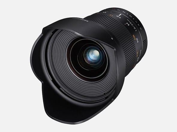 20mm f/1.8 Fuji X