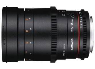 135mm T2.2 FF CINE CANON