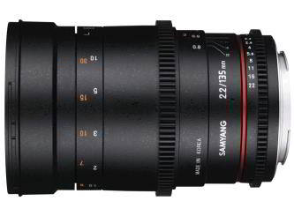 135mm T2.2 FF CINE Sony E