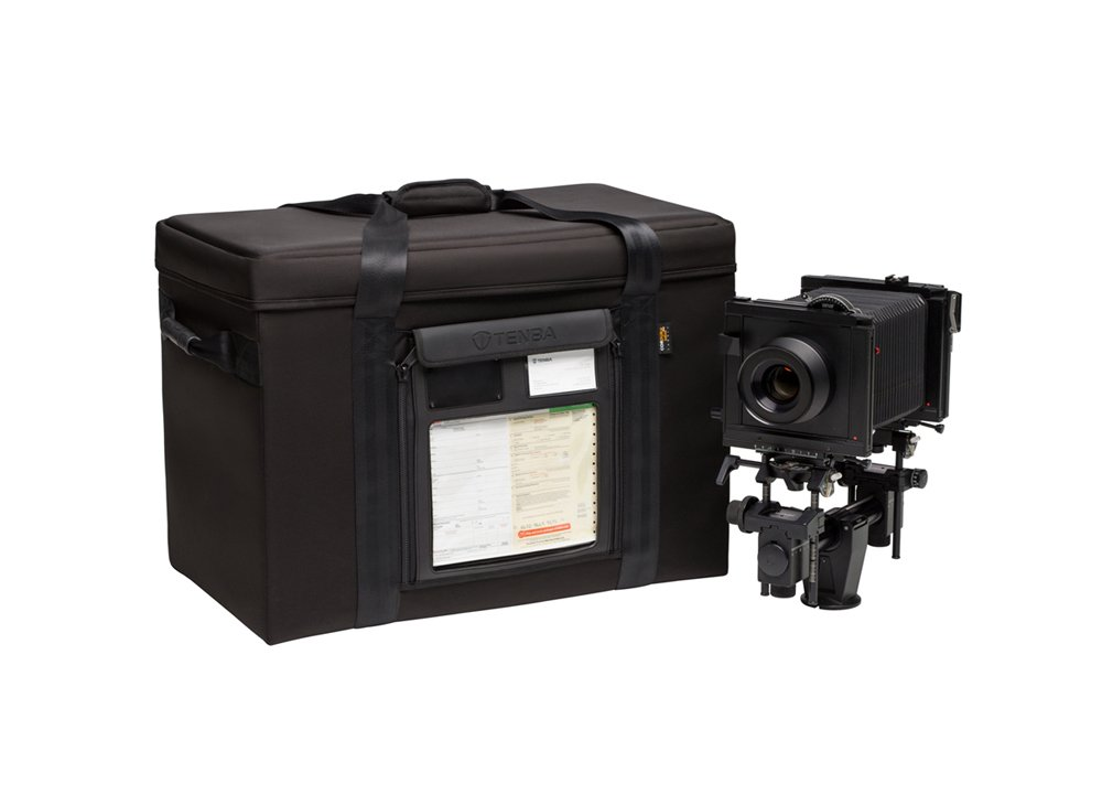 Air Case Topload 4x5 View Camera/Medium Lighting Case