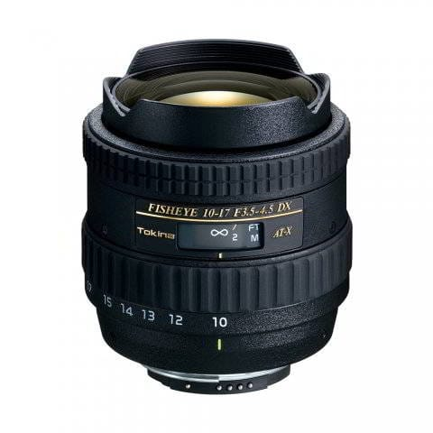 AT-X 10-17mm f/3.5-4.5 DX CANON - NO HOOD -