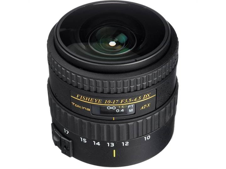 AT-X 10-17mm f/3.5-4.5 DX V CANON -VIDEO-