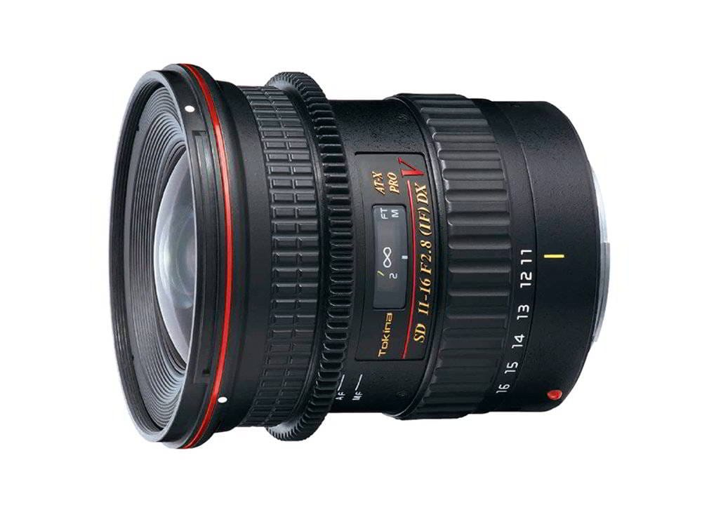 AT-X 11-16mm f/2.8 PRO DX V Asph CANON -VIDEO-