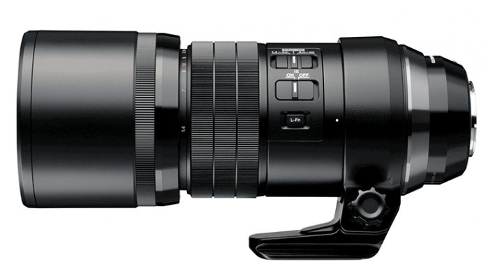 M.ZUIKO DIGITAL ED 300mm f/4 IS PRO