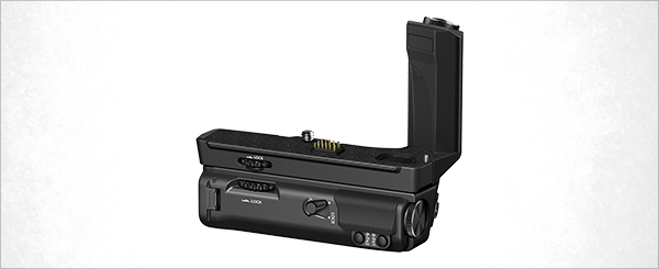 HLD-8 Power Battery Holder for E-M5 Mark II (for one BLN-1) / HLD-8 Power Battery Holder