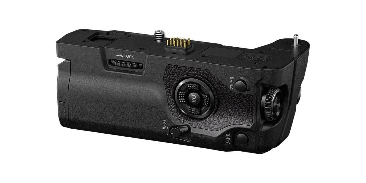 HLD-9 Power Battery Holder for E-M1 Mark II (for one BLH-1) / HLD-9 Power Battery Holder