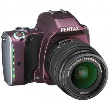 K-S1 DAWN PURPLE + DAL 18-55 mm