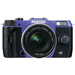 Q10 - Violet/Black + 5-15mm f/2.8-4.5