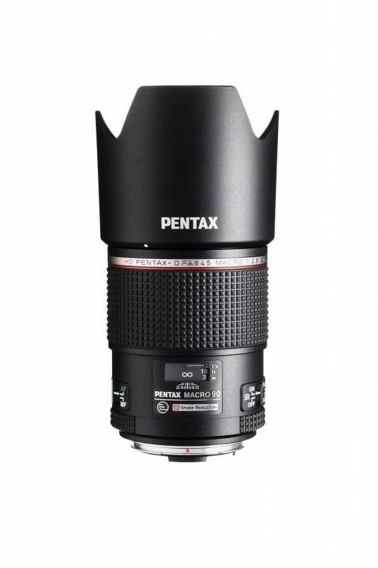 HD D-FA 90 mm / 2,8 ED AW SR