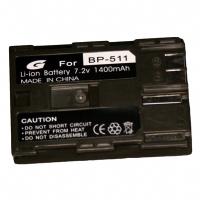 BATTERIA CANON BP-511A (for 20d/30d/40d/50d/5d)