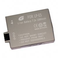 BATTERIA CANON LP-E5 for canon 500D/1000D