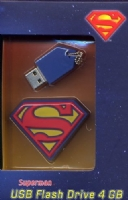 LOONY TUNES PEN 4GB-SUPERMAN