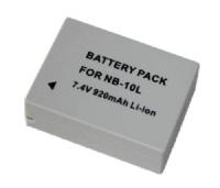 BATTERIA CANON NB-10L (forSX40-nb10L)