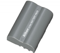 Batteria di ricambio Li-Ion NIKON EN-EL3E(for D700,D300S,D300,D90,D80,D200)