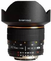 14mm f/2.8 ED AS IF UMC SONY E-mount Full-frame