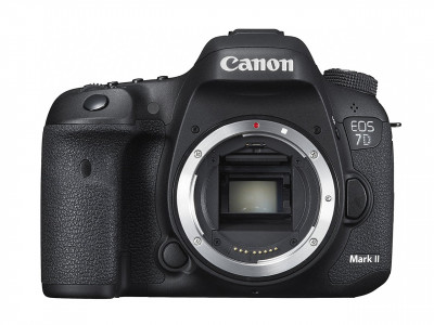 EOS 7D Mark II body