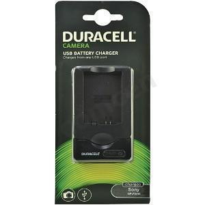 DURACELL DRS5862 CARICA BATTERIA USB PER SONY NPFW50