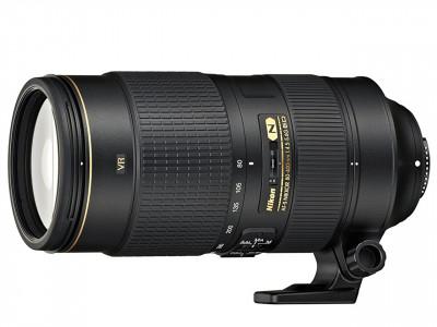 80-400mm f/4.5-5.6G ED VR AF-S NIKKOR ZOOM
