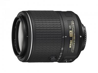 55-200mm f/4-5.6 G AF-S DX VR II NIKKOR