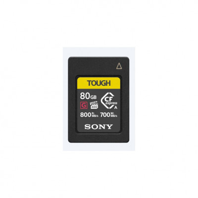 SONY CF EXPRESS 80GB TYPE A TOUGH SERIE G 800MBS/700MBS