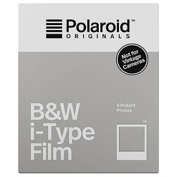 POLAROID B&W FILM FOR I-TYPE