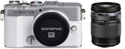 E-P7 White + MD 14-150mm f/4.0-5.6 II black (BULK)