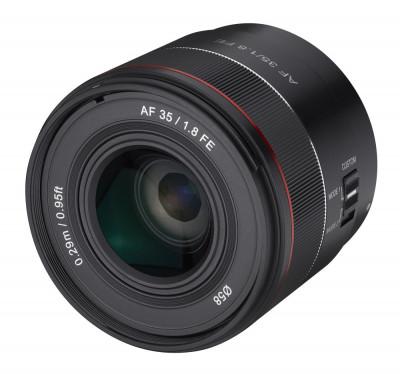 AF 35mm  f/1.8 Sony FE