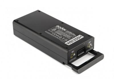 WB1200H Batteria ad Alta Capacità per AD1200 Pro