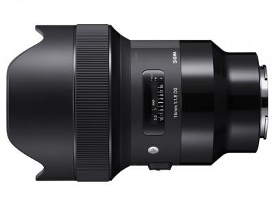 14mm f/1.8 (Art) DG HSM SONY E-MOUNT