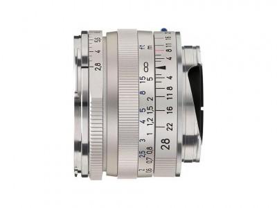 Biogon T* 28mm f/2.8 ZM SILVER